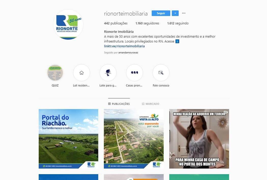 Rionorte Imobiliária